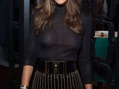 Alessandra Ambrosio see-through shots