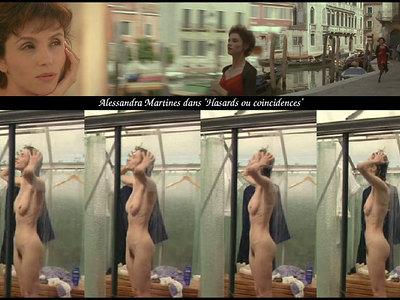 Barbara Blanc  nackt