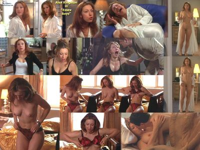 Alex Kingston nude and original pics!