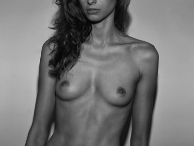 Alexandra Agoston topless and sexy