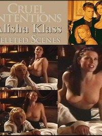 Alisha Klass  nackt