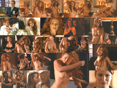 Angie Everhart tempting pictures