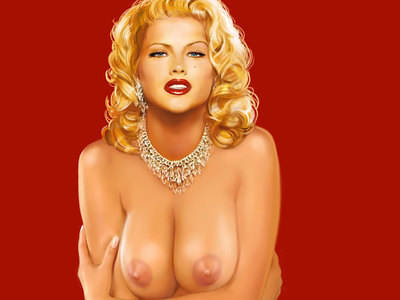 Anna Nicole Smith Comics