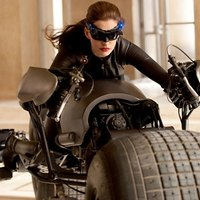 Anne Hathaway fantastic and sexy Catwoman