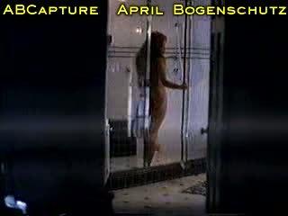 April nackt Bogenschutz April Bogenschutz: