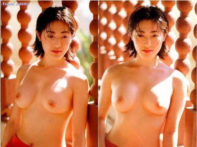Asami nackt Kanno asami kanno