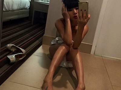 Bai Ling topless and sexy