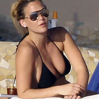 Bar Refaeli Is Still In A Bikini