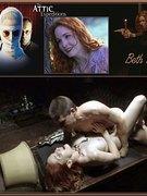 Beth nackt Bates Lenora Bates