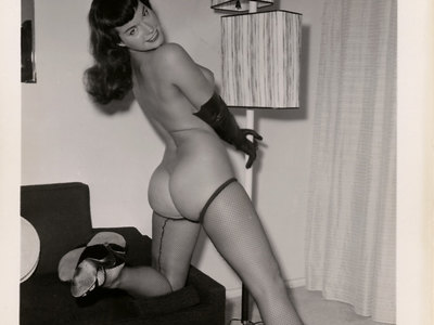 Bettie Page nudes