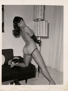 Bettie Page nude 0