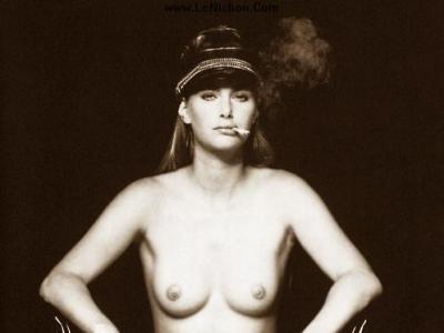 Gloria Bellicchi  nackt