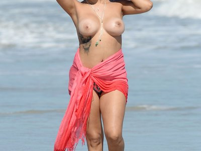 Briana Dejesus topless and sexy
