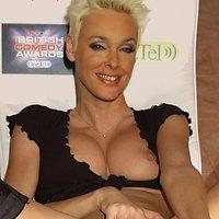Pussy brigitte nielsen Brigitte nielsen