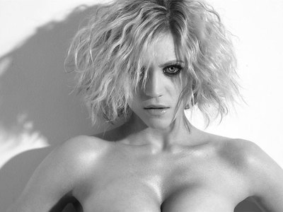 Brittany Snow topless and sexy