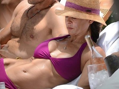 Brooke Burke has got exposed