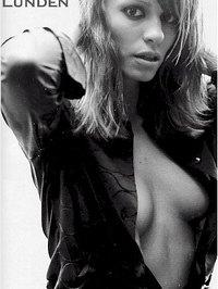 Camilla nackt Lundén Naked Celebrity