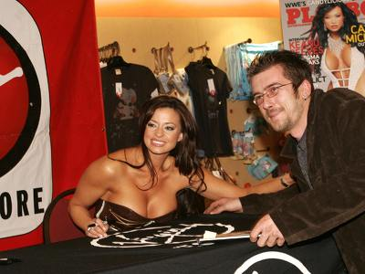 Candice Michelle Pictures