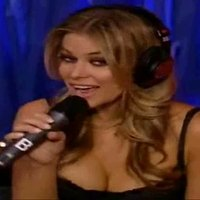 Vibrator makes the magic with Carmen Electra on the interview