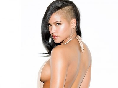 Cassie Sideboob Sextastic For Esquire