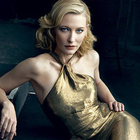 Lightsome sexiness of Cate Blanchett