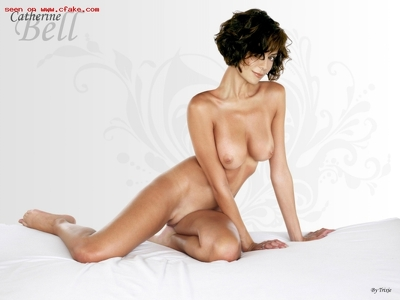 Catherine Bell Fake