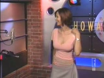 Flexible funbags of Catherine Bell