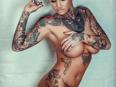 Jemma Lucy and Chantelle Connelly nude