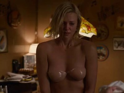 Charlize Theron Topless In Young Adult