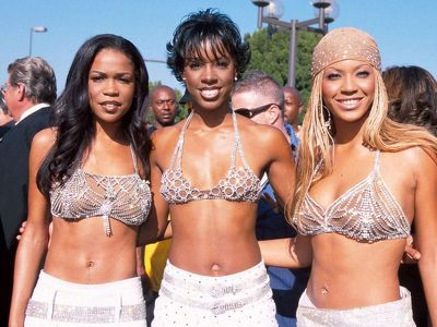 Destiny`s Child The hottest trio on MTV