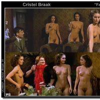 Cristel Braak  nackt