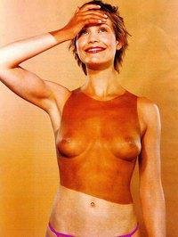 Kludjian  nackt Christine Carl Weathers