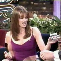 Cindy Crawford Tv Interview