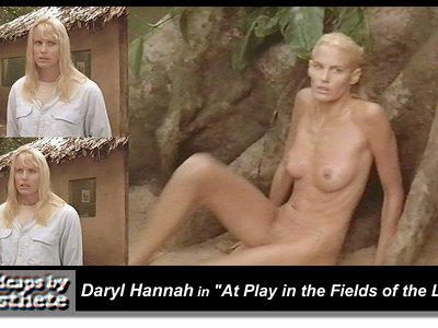 The hottest gallery of Daryl Hannah!