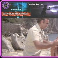 Denise Perrier  nackt