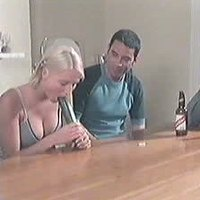 Denise Van Outen Deepthroat vegetable commercial!