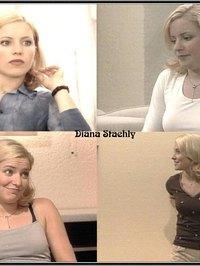Staehly nackt Diana  Diana Staehly
