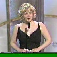 Drew Barrymore Oscar nominations, Barrymore's hot dress!