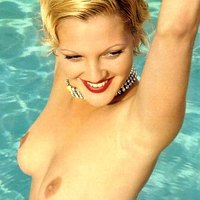 Drew Barrymore Raunchy High resolution pictures