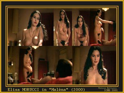 Nackt elisa morucci Elisa und