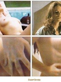 Elizabeth nackt Barondes Nude video