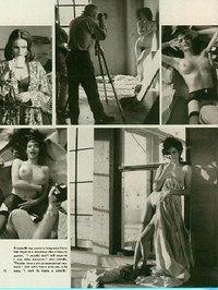 Elizabeth Gracen  nackt