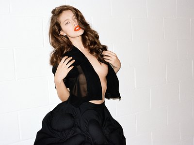 Emily DiDonato hot topless