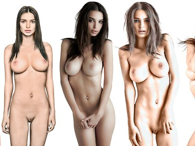 Emily Ratajkowski nude and sexy photos