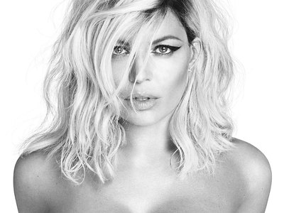 Fergie topless and sexy