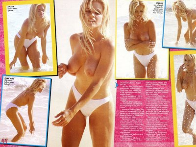 Gena Lee Nolin Pictures