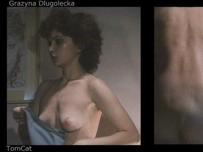 Dlugolecka  nackt Grazyna The Story