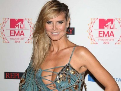 Heidi Klum is still hot