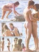 Jade jagger nude was specially