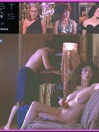 Barrymore  nackt Jaid Nora Tschirner
